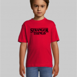 Stranger things kids t-shirt