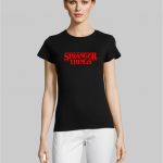 Stranger things w t-shirt