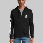Marshmello dj zip hoodie