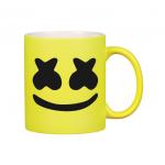Marshmello dj mug