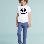 Marshmello dj kids t-shirt