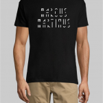 MARCUS & MARTINUS NEW T-shirt