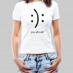 You Decide W T-shirt