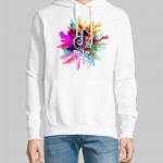 TIK TOK hoodie splash