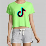 Crop Top tik tok