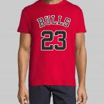 Bulls Jordan t-shirt