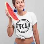 TKT new logo W t-shirt