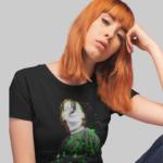 BILLIE EILISH W T-shirt Plus