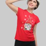 Baby it's COVID Outside w t-shirt