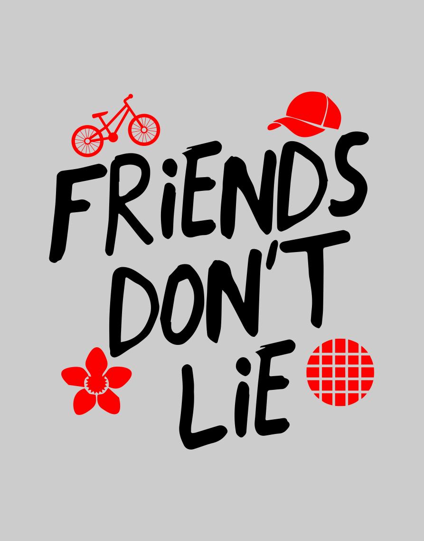 Friends Don't Lie Teeketi